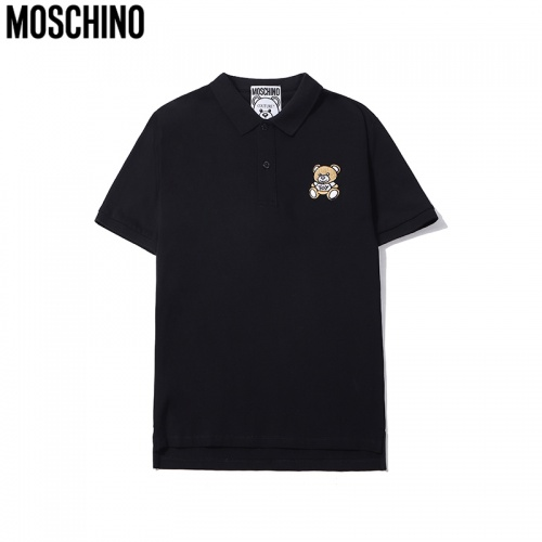 Moschino T-Shirts Short Sleeved For Men #846734