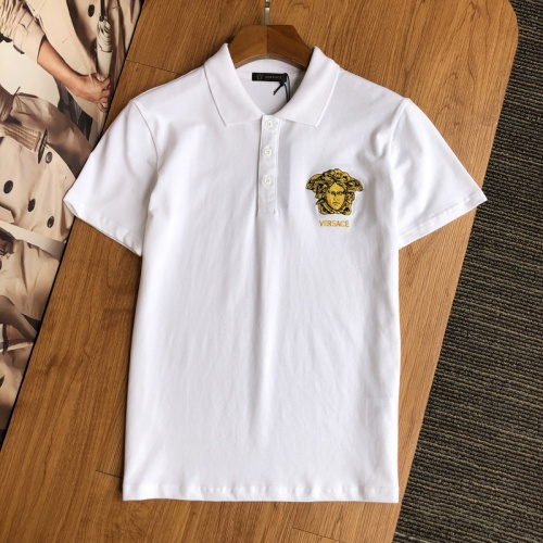 Versace T-Shirts Short Sleeved For Men #846737