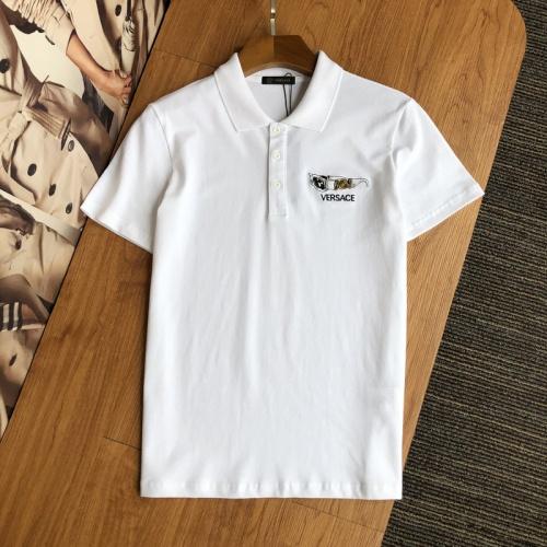 Versace T-Shirts Short Sleeved For Men #846739