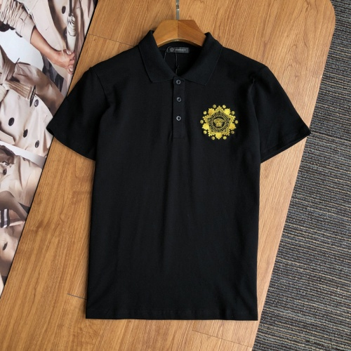 Versace T-Shirts Short Sleeved For Men #846740