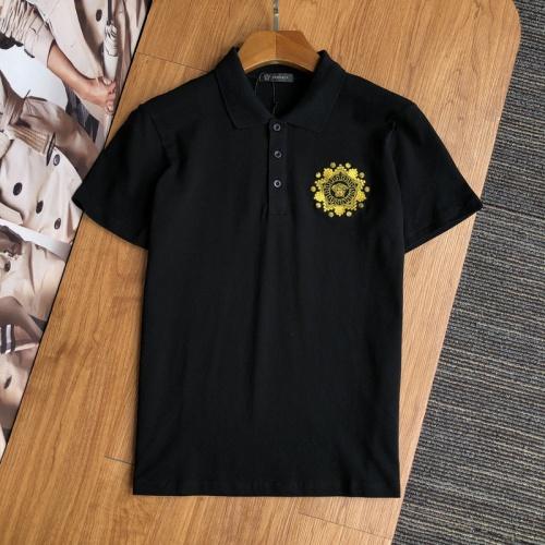 Versace T-Shirts Short Sleeved For Men #846740