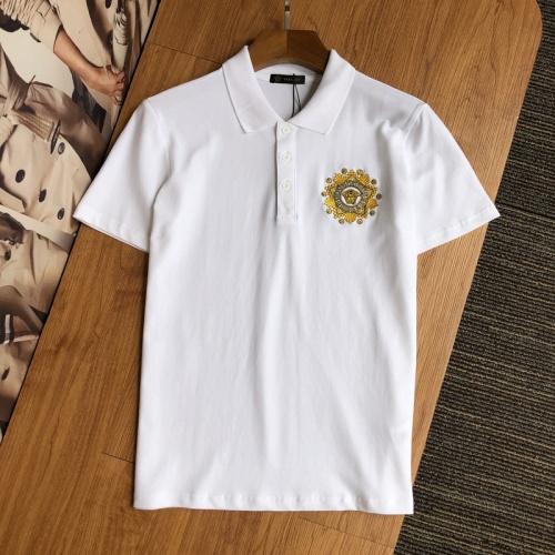 Versace T-Shirts Short Sleeved For Men #846741