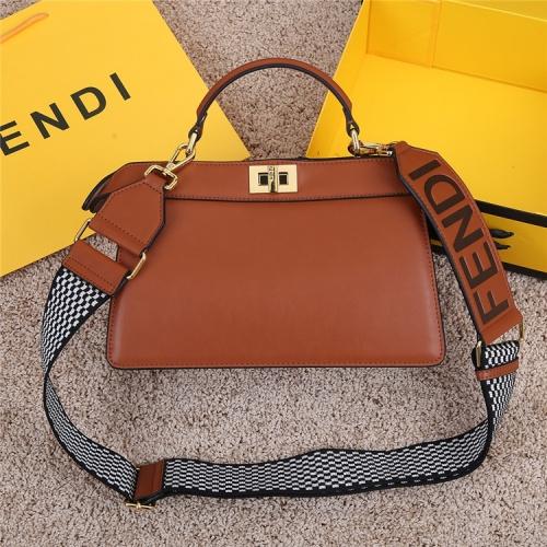 Fendi AAA Quality Handbags For Women #846746