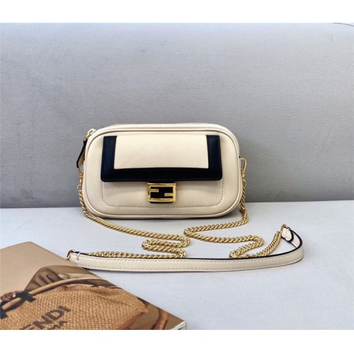 Fendi AAA Quality Messenger Bags For Women #846749