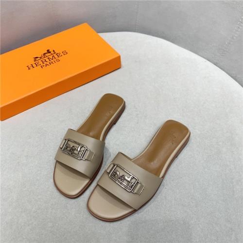 Hermes Slippers For Women #846758