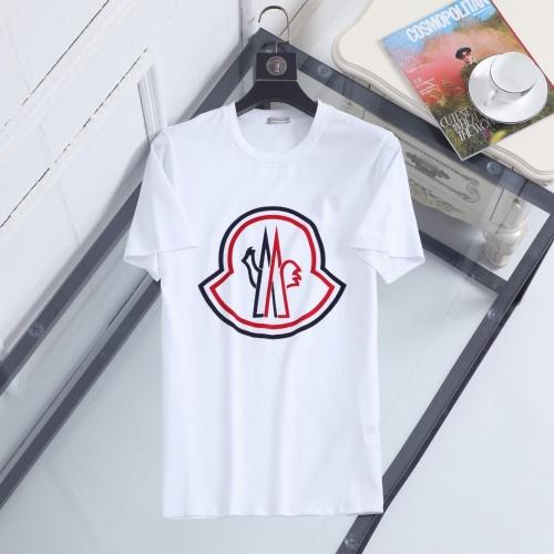 Moncler T-Shirts Short Sleeved For Men #846850