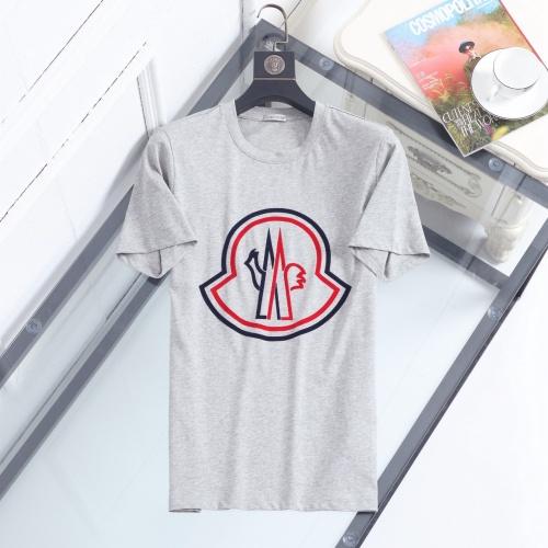 Moncler T-Shirts Short Sleeved For Men #846851
