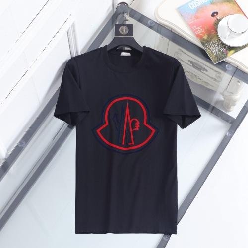 Moncler T-Shirts Short Sleeved For Men #846852
