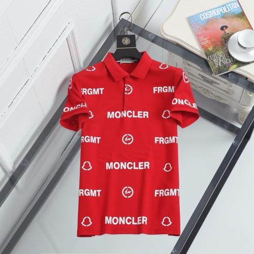 Moncler T-Shirts Short Sleeved For Men #846862