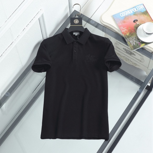 Christian Dior T-Shirts Short Sleeved For Men #846871