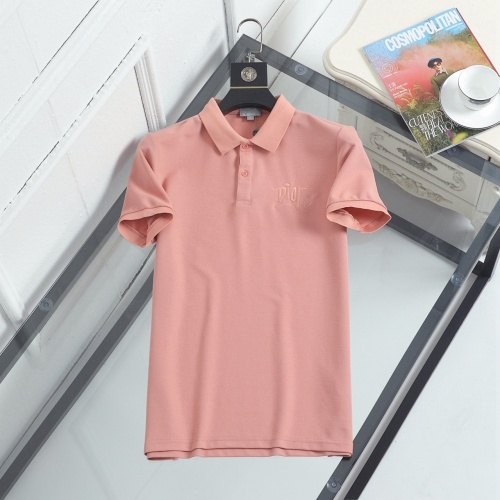 Christian Dior T-Shirts Short Sleeved For Men #846872