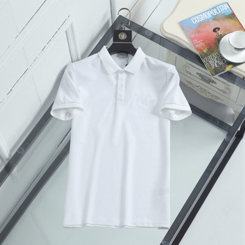 Christian Dior T-Shirts Short Sleeved For Men #846873