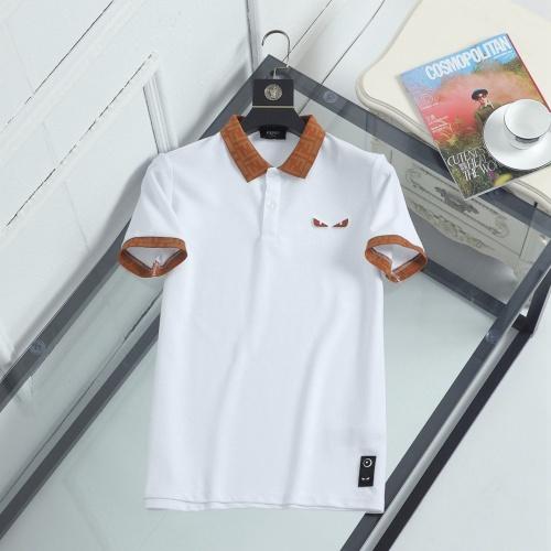 Fendi T-Shirts Short Sleeved For Men #846875