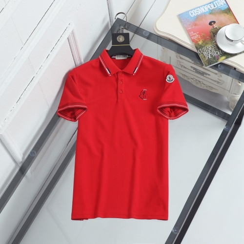 Moncler T-Shirts Short Sleeved For Men #846881