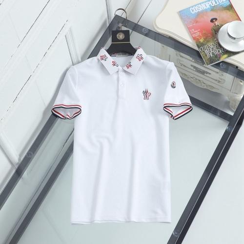 Moncler T-Shirts Short Sleeved For Men #846884