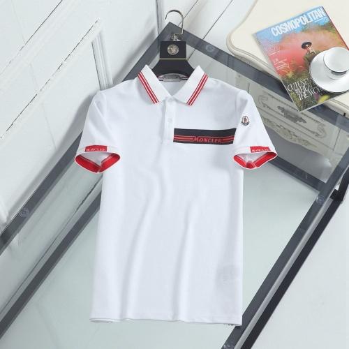 Moncler T-Shirts Short Sleeved For Men #846889