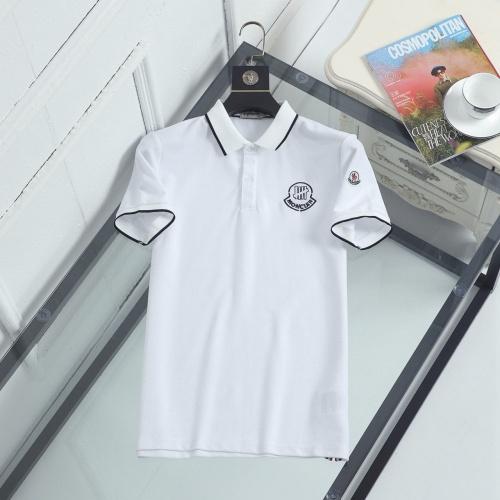 Moncler T-Shirts Short Sleeved For Men #846891