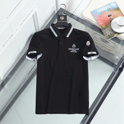 Moncler T-Shirts Short Sleeved For Men #846894