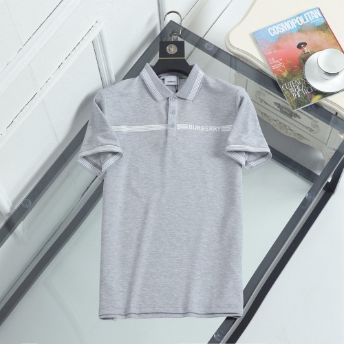 Burberry T-Shirts Short Sleeved For Men #846900