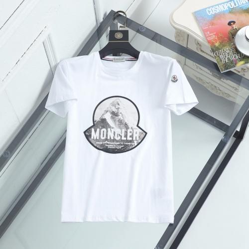 Moncler T-Shirts Short Sleeved For Men #846924