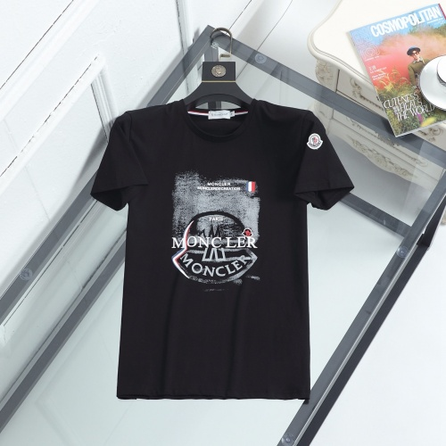 Moncler T-Shirts Short Sleeved For Men #846926