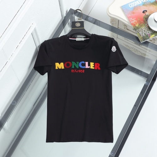 Moncler T-Shirts Short Sleeved For Men #846931