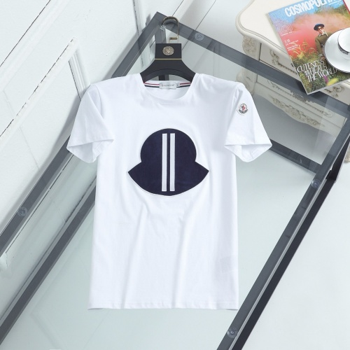 Moncler T-Shirts Short Sleeved For Men #846936