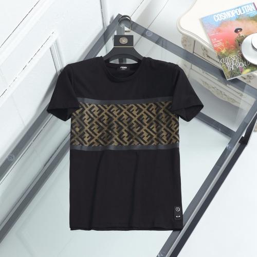 Fendi T-Shirts Short Sleeved For Men #846943