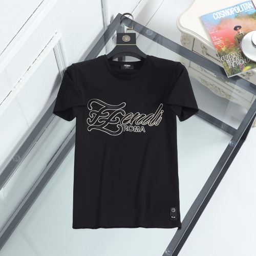 Fendi T-Shirts Short Sleeved For Men #846946