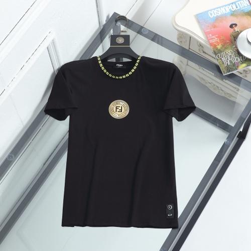 Fendi T-Shirts Short Sleeved For Men #846951