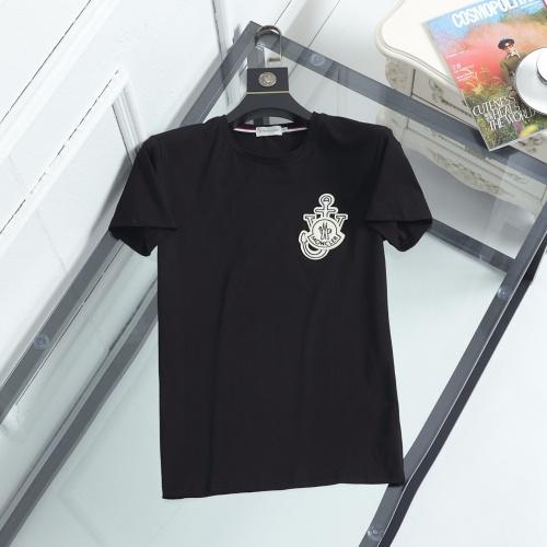 Moncler T-Shirts Short Sleeved For Men #846958