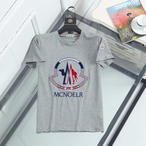 Moncler T-Shirts Short Sleeved For Men #846965