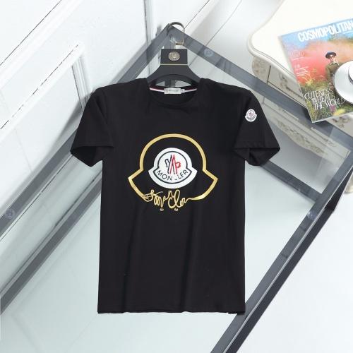 Moncler T-Shirts Short Sleeved For Men #846970