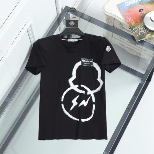 Moncler T-Shirts Short Sleeved For Men #846976