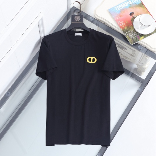 Christian Dior T-Shirts Short Sleeved For Men #846994