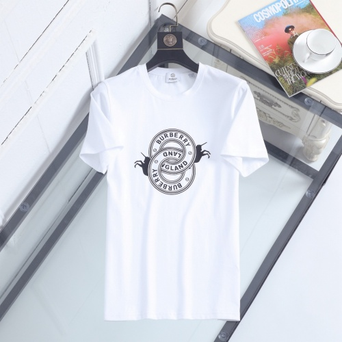 Burberry T-Shirts Short Sleeved For Men #847002