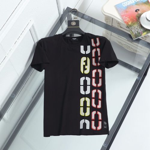 Fendi T-Shirts Short Sleeved For Men #847015