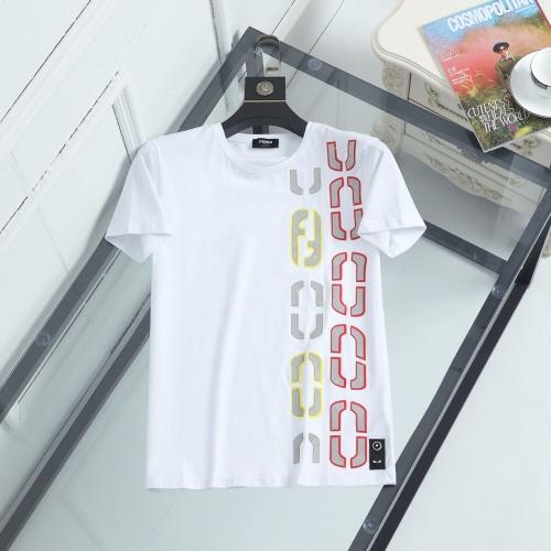 Fendi T-Shirts Short Sleeved For Men #847016