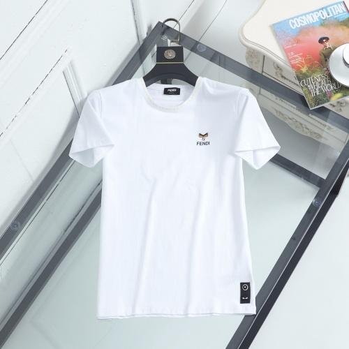 Fendi T-Shirts Short Sleeved For Men #847020