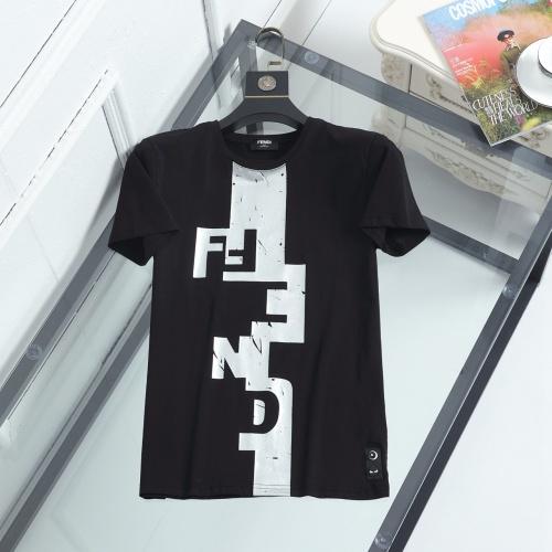 Fendi T-Shirts Short Sleeved For Men #847022