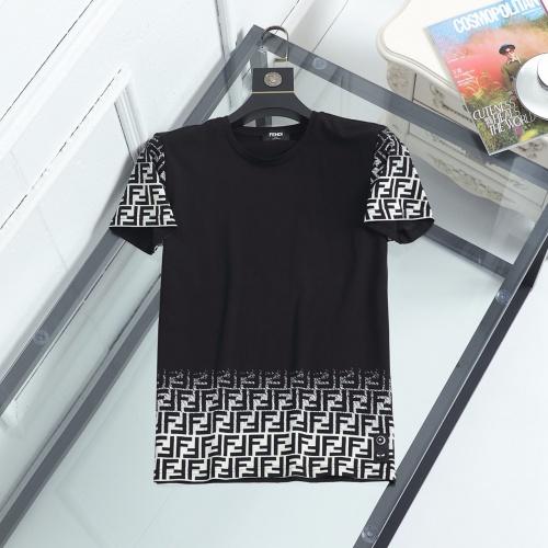 Fendi T-Shirts Short Sleeved For Men #847023