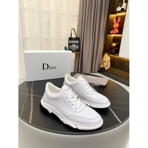 Christian Dior Casual Shoes For Men #847043