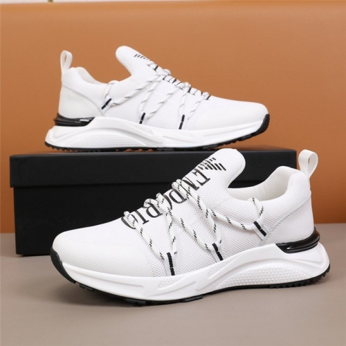 Armani Casual Shoes For Men #847057