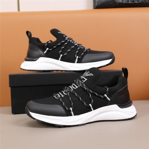 Armani Casual Shoes For Men #847058