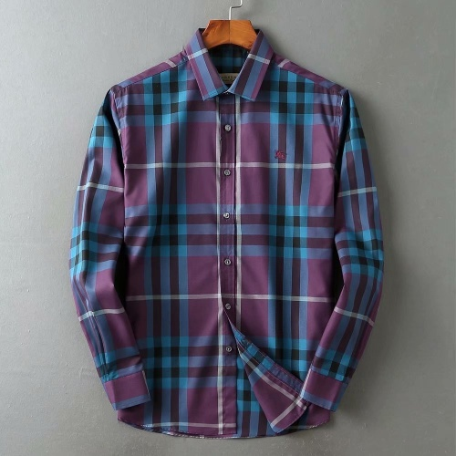 Burberry Shirts Long Sleeved For Men #847153