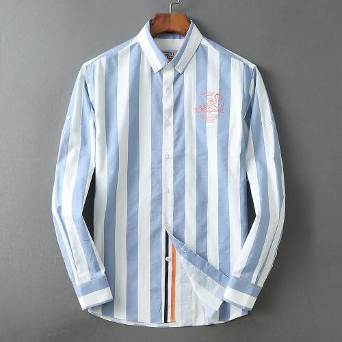 Hermes Shirts Long Sleeved For Men #847166