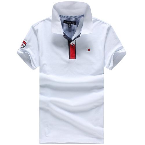 Tommy Hilfiger TH T-Shirts Short Sleeved For Men #847175