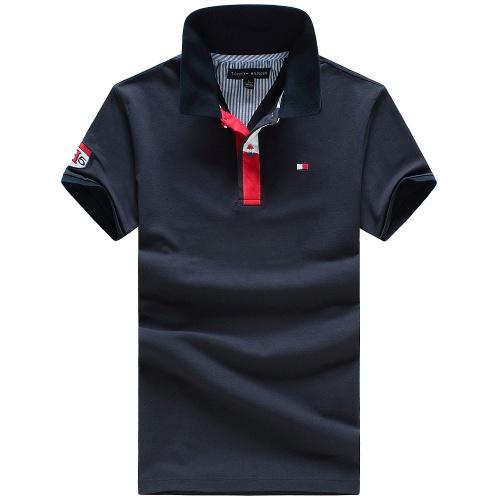 Tommy Hilfiger TH T-Shirts Short Sleeved For Men #847176