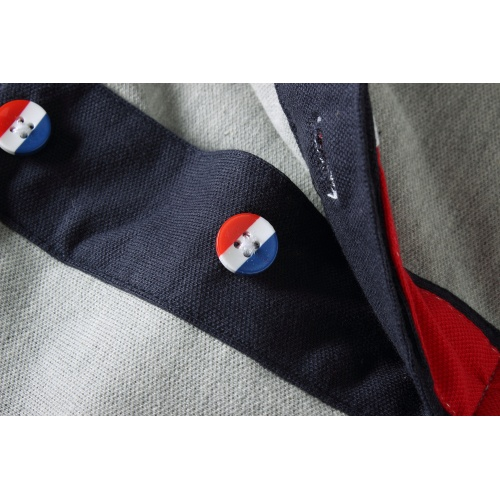 Replica Tommy Hilfiger TH T-Shirts Short Sleeved For Men #847177 $25.00 USD for Wholesale
