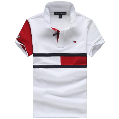 Tommy Hilfiger TH T-Shirts Short Sleeved For Men #847178